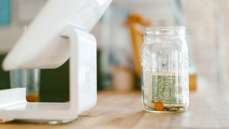 Restaurant Website Cost as Tip Jar Metaphor